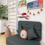 Sprossenwand Kinderzimmer Kinderzimmer Sprossenwand Kinderzimmer Bilder Ideen Couch Regale Sofa Regal Weiß