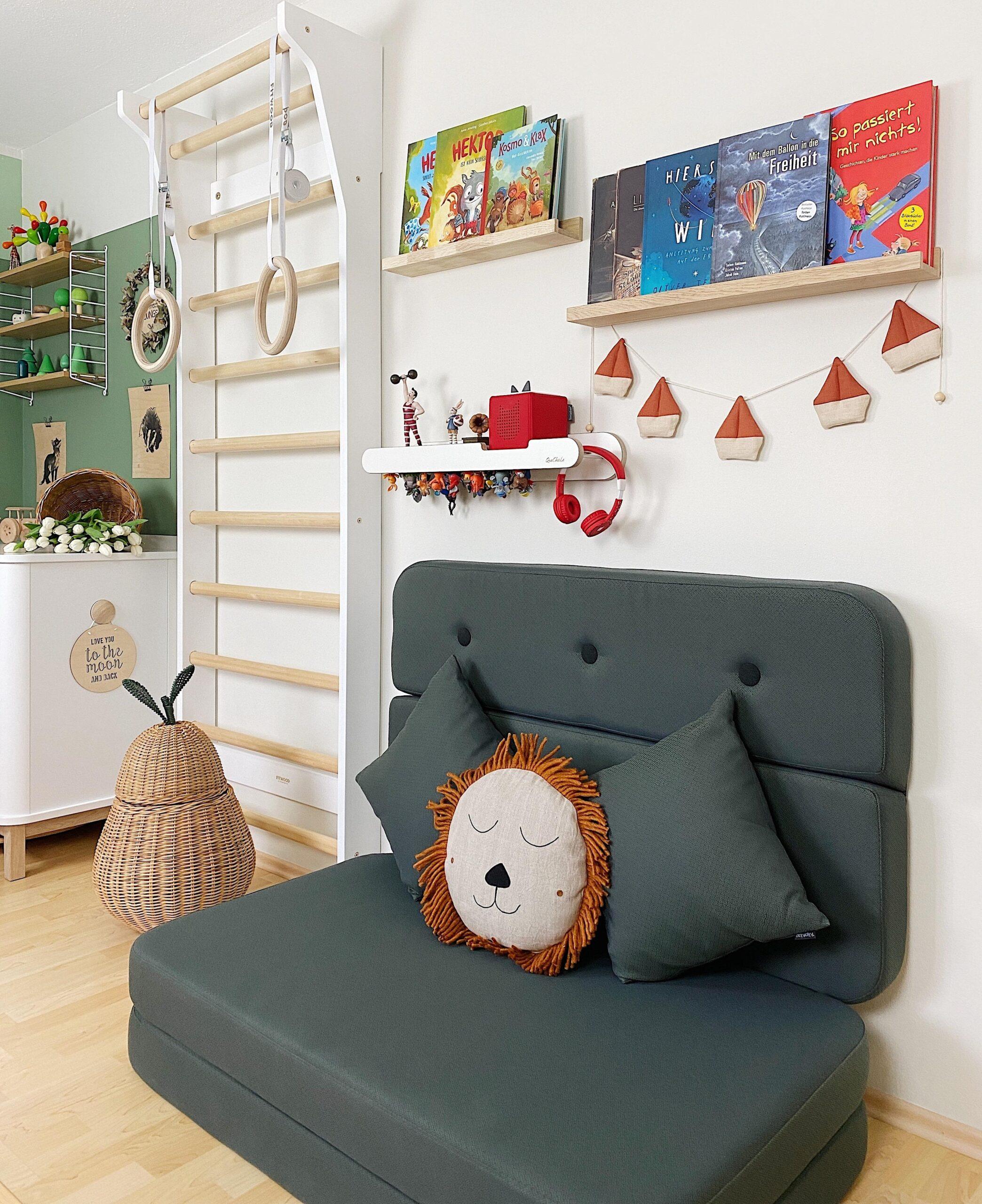 Full Size of Sprossenwand Kinderzimmer Bilder Ideen Couch Regale Sofa Regal Weiß Kinderzimmer Sprossenwand Kinderzimmer
