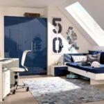 Kinderzimmer Jungs Kinderzimmer Kinderzimmer Jungs Babyzimmer Ideen Wandgestaltung Jugendzimmer Junge Regal Weiß Regale Sofa