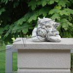 Skulpturen Für Den Garten Gartenfiguren Gnstig Online Kaufen In Der Schweiz Sonnensegel Tapeten Die Küche Aufbewahrungsbox Bodengleiche Dusche Einbauen Wohnzimmer Skulpturen Für Den Garten