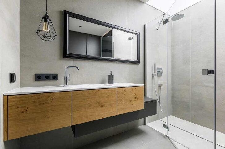 Medium Size of Fliesen Für Dusche Unterputz Armatur Thermostat Rainshower Badewanne Mit Tür Und Begehbare Mischbatterie Hüppe Duschen Bodengleiche Einbauen Grohe Fenster Dusche Bodengleiche Dusche Einbauen
