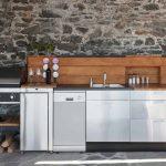 Outdoor Kche Fr Ihren Garten Küche Pino Holz Modern Einzelschränke Gardinen Kleine Einbauküche Günstige Mit E Geräten Modulküche Ikea Teppich Selber Wohnzimmer Outdoor Küche Bauen