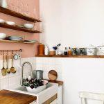 Farbe In Der Kche So Wirds Wohnlich Beistelltisch Küche Kleine L Form Grillplatte Vinyl Wandtattoos Vorhänge Teppich Behindertengerechte Einbauküche Selber Wohnzimmer Küche Wandfarbe