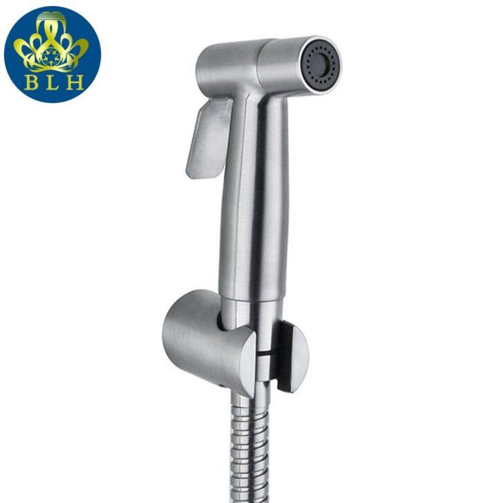 Medium Size of Bs565 Wc Dusche Set Sprayer Nickel Gebrstet Begehbare Fliesen Sprinz Duschen Hüppe Einhebelmischer Eckeinstieg Glastür Bluetooth Lautsprecher Ohne Tür Dusche Bidet Dusche