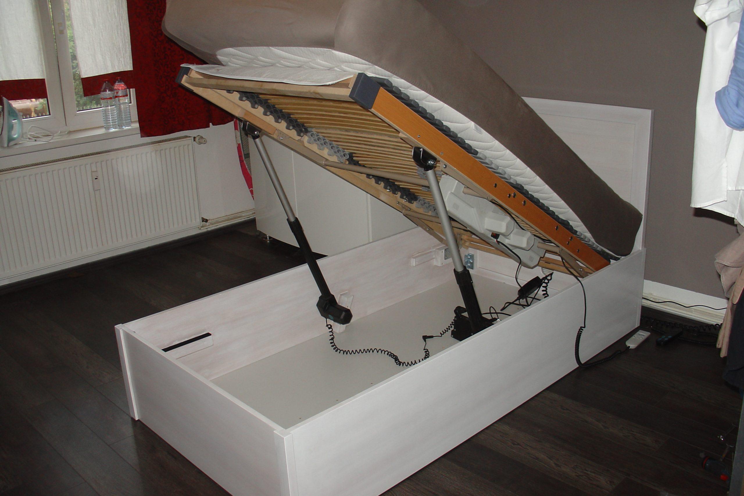 Full Size of Betten Selber Bauen Bett Mit Hubmotoren Manchmal Habe Ich Gar Nicht So Dumme Ideen Landhausstil 200x220 Bonprix Boxspring Luxus Ausgefallene 140x200 90x200 Wohnzimmer Betten Selber Bauen