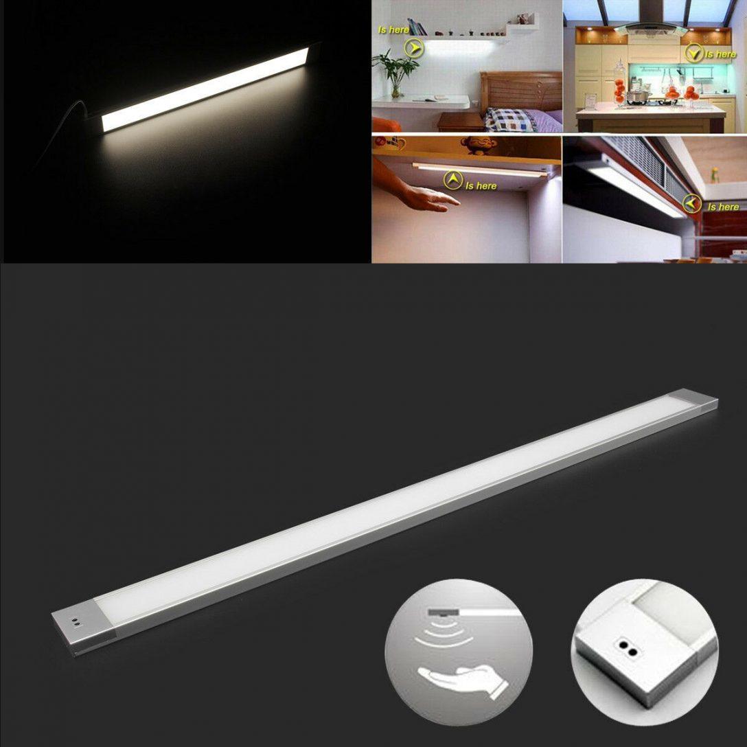 Large Size of 12w Flchenleuchte Led Unterbauleuchte Dnn Mbelleuchte Sensor Wohnzimmer Küchenleuchte