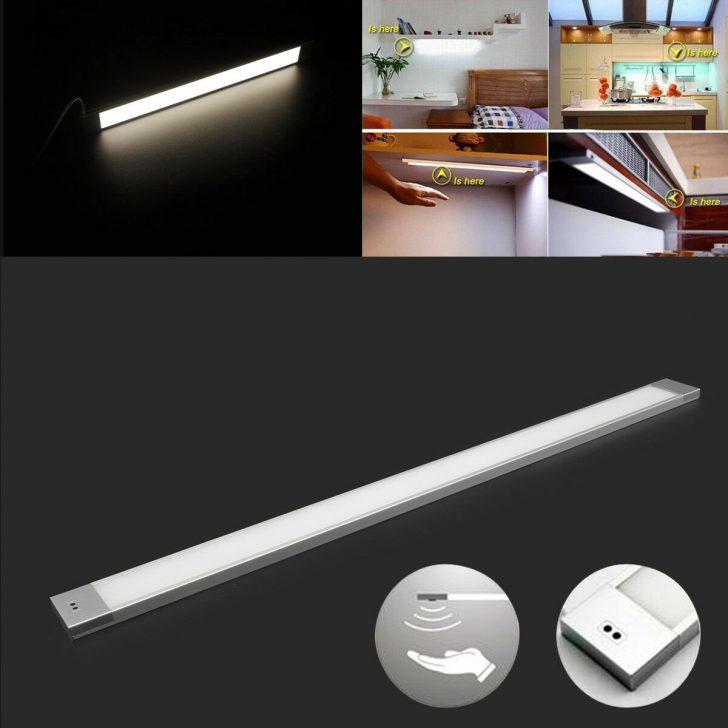 Medium Size of 12w Flchenleuchte Led Unterbauleuchte Dnn Mbelleuchte Sensor Wohnzimmer Küchenleuchte