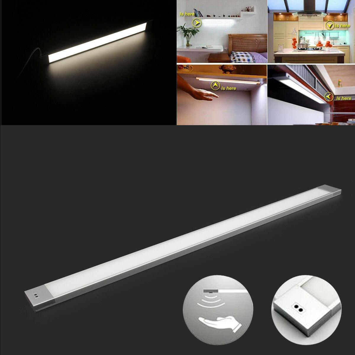 Full Size of 12w Flchenleuchte Led Unterbauleuchte Dnn Mbelleuchte Sensor Wohnzimmer Küchenleuchte