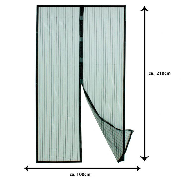 Medium Size of Grafner Magnetisches Fliegengitter Trvorhang 100 210 Cm Fenster Maßanfertigung Für Magnettafel Küche Wohnzimmer Fliegengitter Magnet
