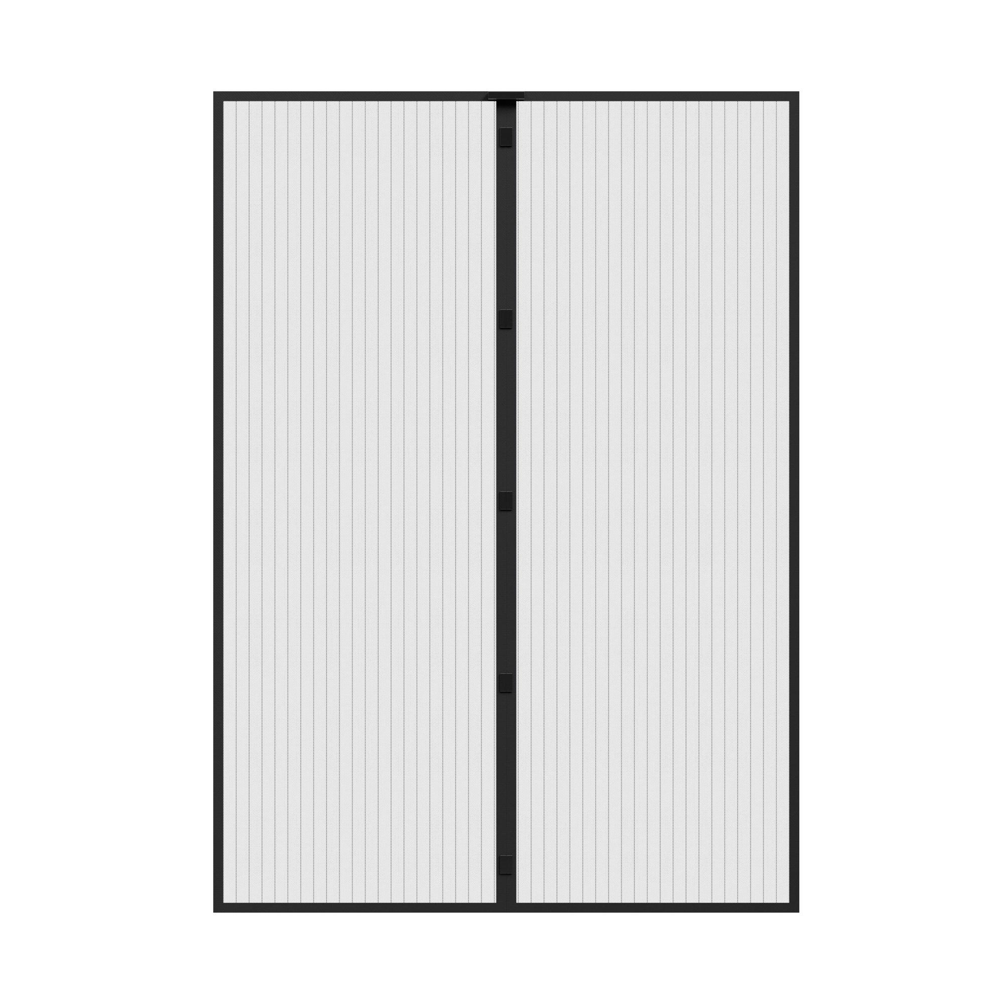 Full Size of Fliegengitter Magnetvorhnge Fr Tren Für Fenster Magnettafel Küche Maßanfertigung Wohnzimmer Fliegengitter Magnet