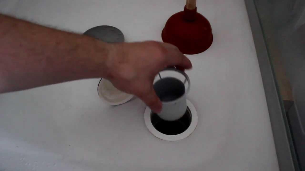 Full Size of Abfluss Dusche Abflussreinigung Teil 02 05 Duschabfluss Wieder Zusammen Bauen Schulte Duschen Moderne Ebenerdige Unterputz Badewanne Mit Tür Und Bluetooth Dusche Abfluss Dusche