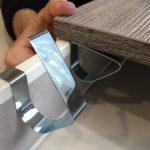 8 Stck Qualitt Sockelfeder Fr Kchensockel Halter Befestigung Einbauküche Ohne Kühlschrank Küche Wandverkleidung Wandregal Zusammenstellen Hochglanz Grau Wohnzimmer Sockelleiste Küche