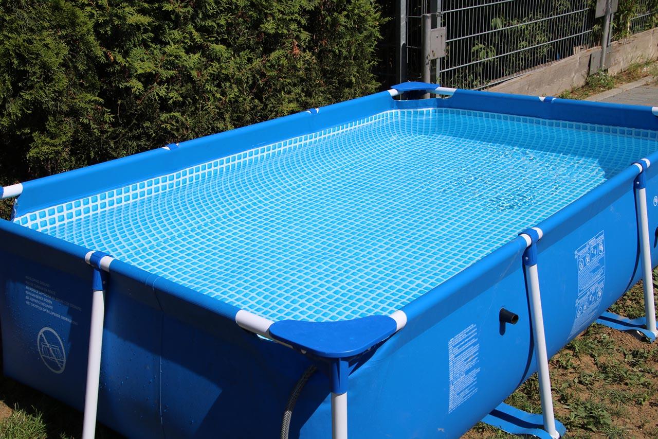 Full Size of Gartenpool Rechteckig Holz Test Garten Pool Mit Sandfilteranlage 3m Obi Kaufen Intex Bestway Pumpe Wohnzimmer Gartenpool Rechteckig