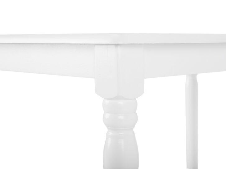 Medium Size of Esstisch Weiß Oval Wei 120 75 Cm Cary Belianide Rund Sofa Grau Weißes Massiv Ausziehbar Kleines Regal Holzplatte Bett 140x200 Bad Hochschrank Massivholz Esstische Esstisch Weiß Oval
