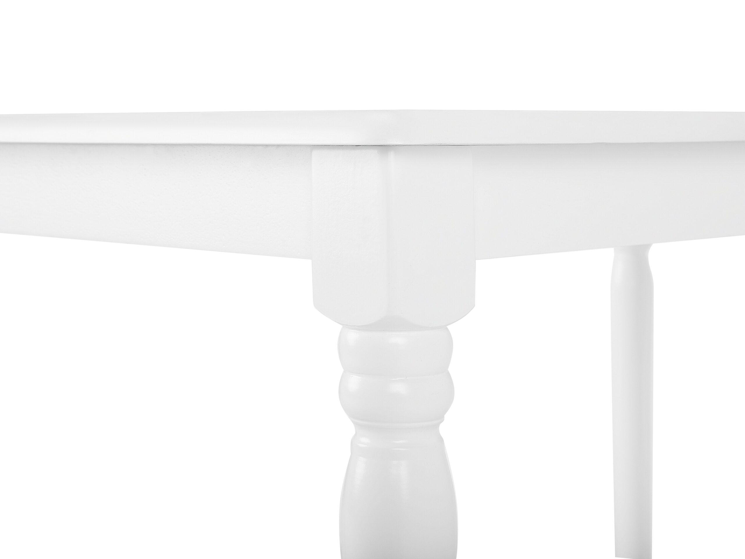 Full Size of Esstisch Weiß Oval Wei 120 75 Cm Cary Belianide Rund Sofa Grau Weißes Massiv Ausziehbar Kleines Regal Holzplatte Bett 140x200 Bad Hochschrank Massivholz Esstische Esstisch Weiß Oval