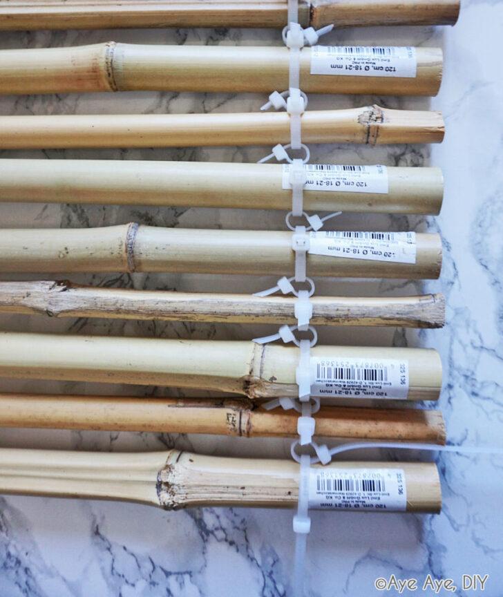 Medium Size of Bambus Sichtschutz Selber Bauen Diy Balkon Idee Aye Fenster Sichtschutzfolien Für Bett 140x200 Kopfteil Machen Sichtschutzfolie Dusche Einbauen Regale Kosten Wohnzimmer Sichtschutz Selber Bauen