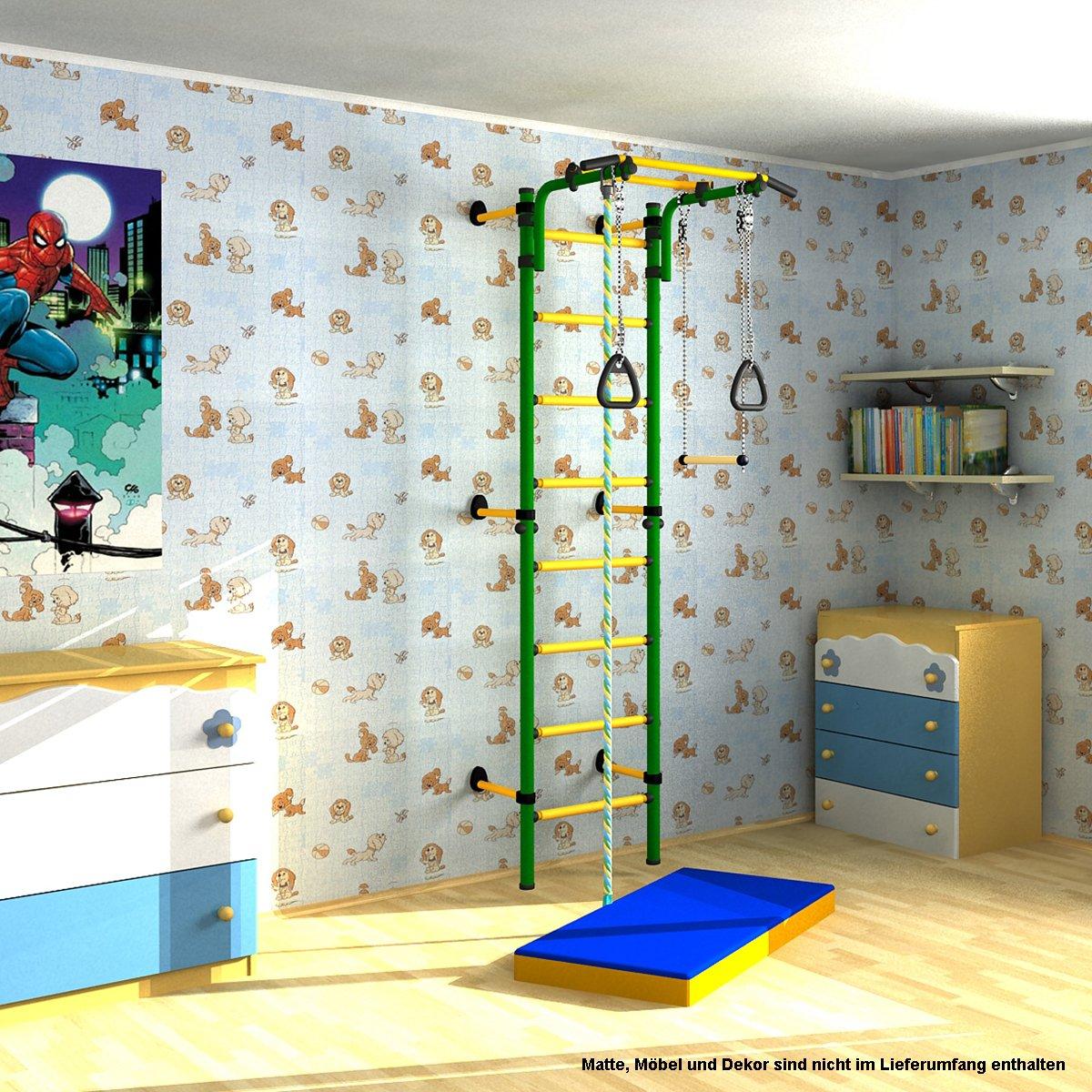 Full Size of Indoor Klettergerst Fr Sprossenwand Kletterwand Klettergerüst Garten Wohnzimmer Klettergerüst Indoor