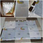 Neu Gardine Schlaufenschal Schafe In Regal Weiß Regale Sofa Kinderzimmer Schlaufenschal Kinderzimmer