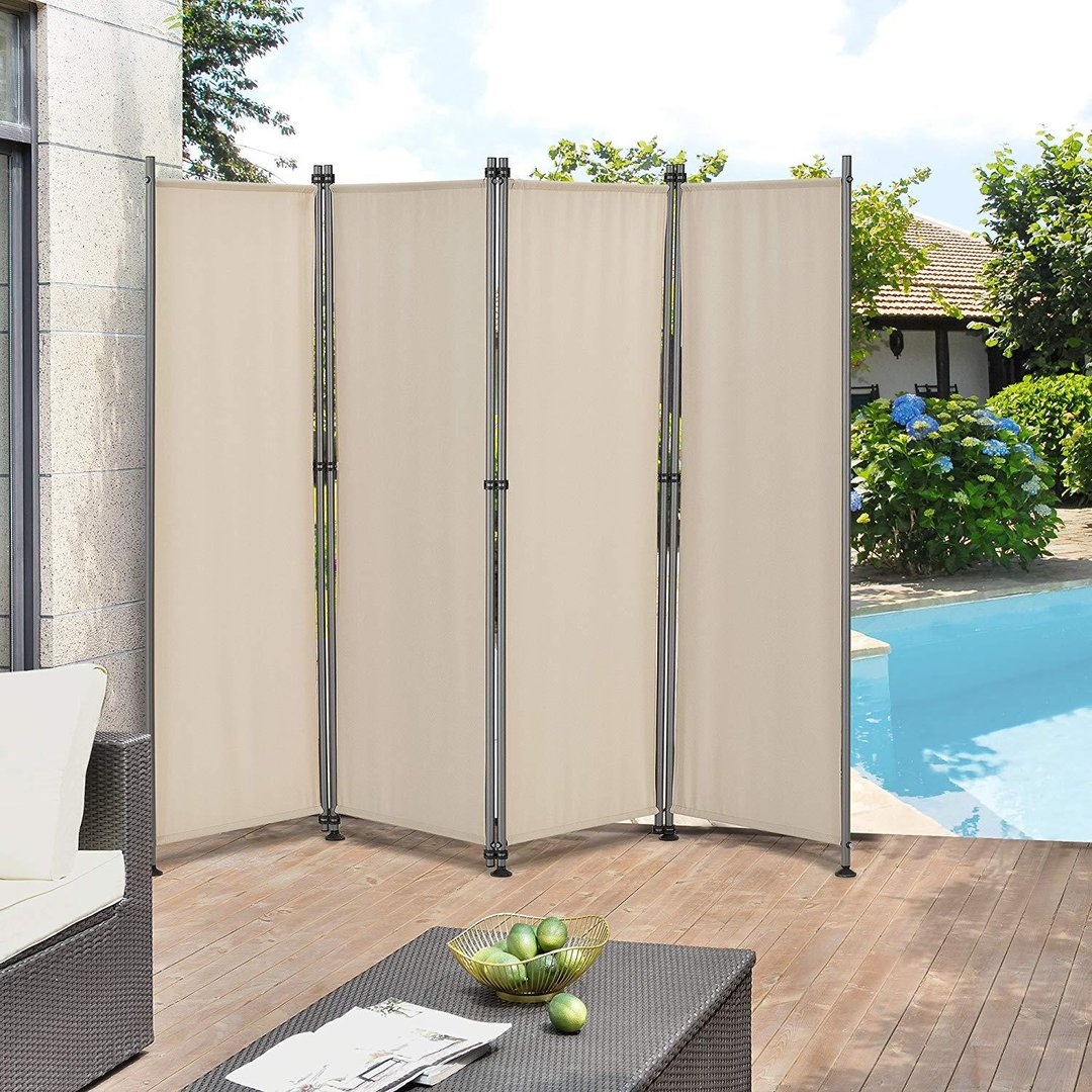 Full Size of Paravent Outdoor Amazon Bambus Metall Balkon Ikea Polyrattan Holz Garten Glas Trennwand 17 X215cm Sichtschutz Wohnstatt24 Küche Kaufen Edelstahl Wohnzimmer Paravent Outdoor