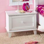Nachttisch Kinderzimmer Kinderzimmer Nachttisch Kinderzimmer Paidi Sophia Traumbett Icy White Viele Gren Regal Regale Weiß Sofa