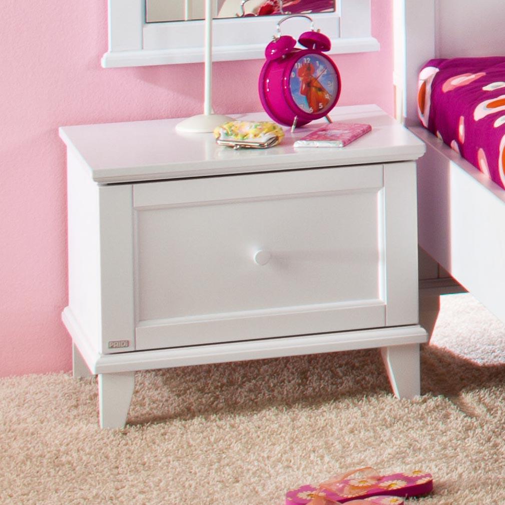Full Size of Nachttisch Kinderzimmer Paidi Sophia Traumbett Icy White Viele Gren Regal Regale Weiß Sofa Kinderzimmer Nachttisch Kinderzimmer