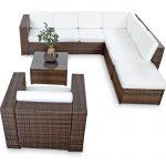 Loungemöbel Balkon Wohnzimmer Polyrattan Lounge Set Gnstig Kaufen Loungemöbel Garten Holz Günstig