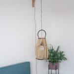 Hängelampen Diy Hngelampe Aus Bambuslaterne Upcyclen Wohnzimmer Hängelampen