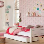 Kinderbett Mädchen Wohnzimmer Kinderbett Mädchen Fr Zweijhrige Sicher Betten Bett