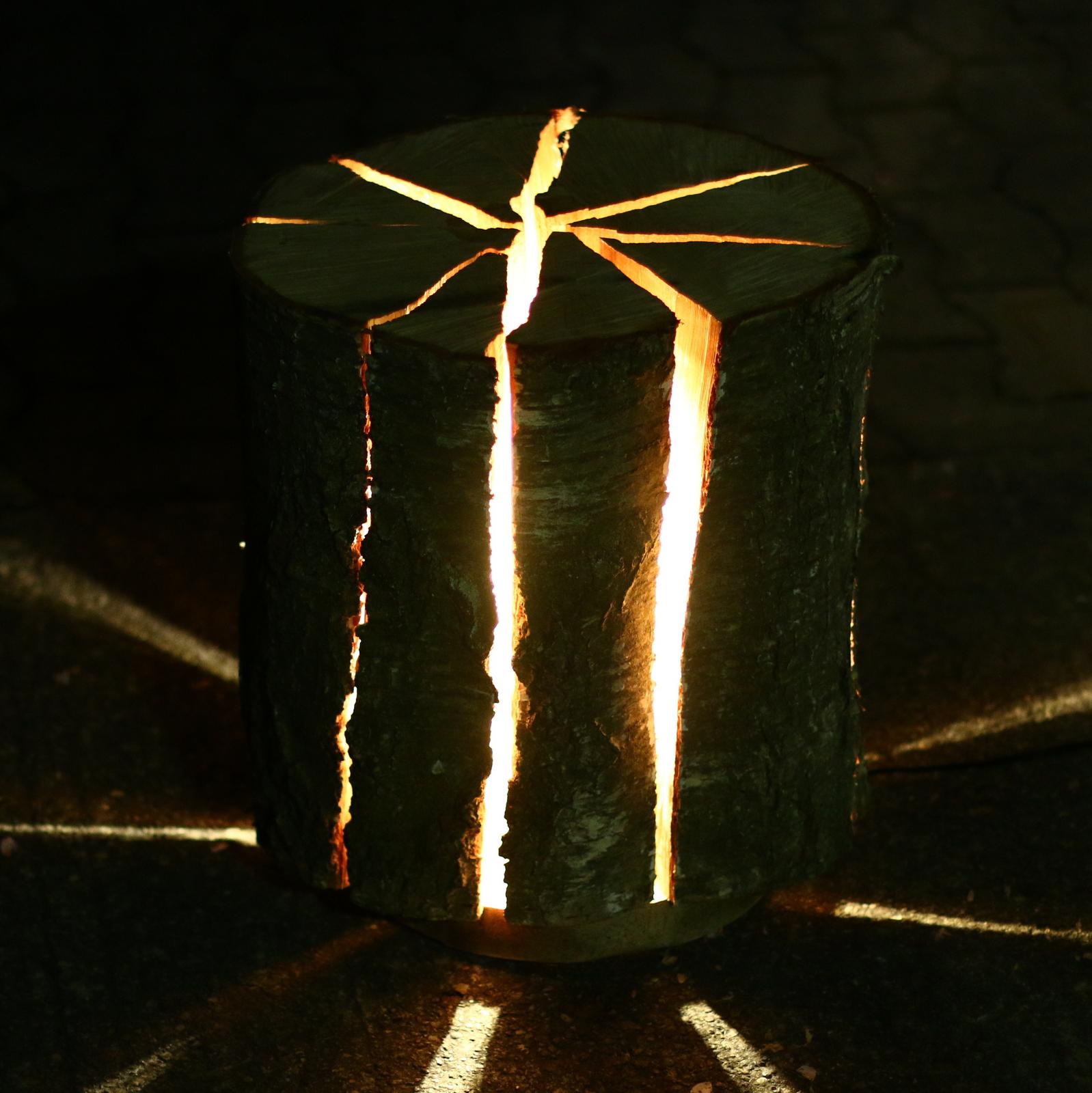 Full Size of Stehlampe Aus Einem Birken Holzstamm Bauen Arbortech Shop Fenster Einbauen Lampe Badezimmer Decke Wohnzimmer Schlafzimmer Deckenlampe Holzhaus Garten Lampen Wohnzimmer Lampe Selber Bauen Holz