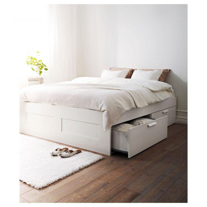 Medium Size of Brimnes Bettgestell Mit Schubladen 140x200 Cm Ikea Bett Vr Matratze Betten Aufbewahrung Trends Ohne Füße Sofa Schlaffunktion 180x200 Weiß Stauraum 160x200 Wohnzimmer Bett Mit Stauraum Ikea
