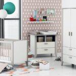 Baby Kinderzimmer Komplett Kinderzimmer Babyzimmer Noar Kinderzimmer Komplett Set In Wei Taupe Grau 3 Teilig Regal Bad Komplettset Schlafzimmer Massivholz Bett Komplette Breaking Serie Günstig