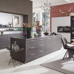 Küchen Wohnzimmer Küchen Musterring Regal