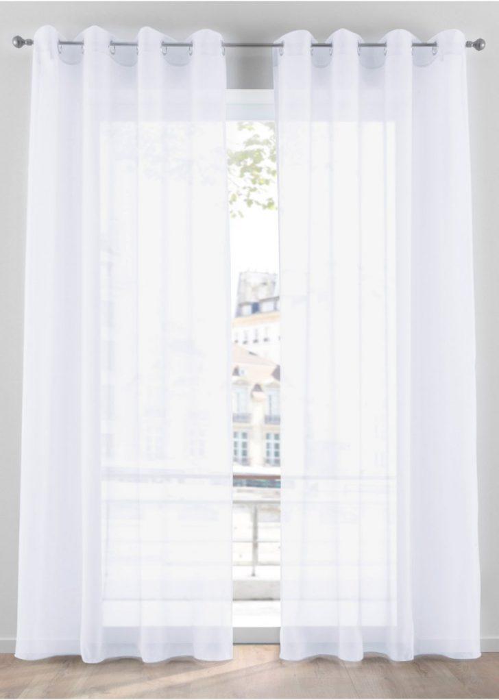 Medium Size of Bonprix Gardinen Schlichte Fensterdekoration In Vielen Trendfarben Wei Für Wohnzimmer Betten Fenster Küche Scheibengardinen Die Schlafzimmer Wohnzimmer Bonprix Gardinen
