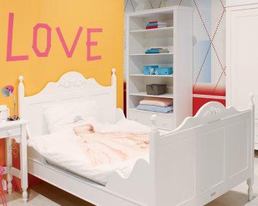 Kinderbett 120x200 Wohnzimmer Bopita Jugendbett Doppelbett Romantic 120x200 Bett Betten Weiß Mit Bettkasten Matratze Und Lattenrost