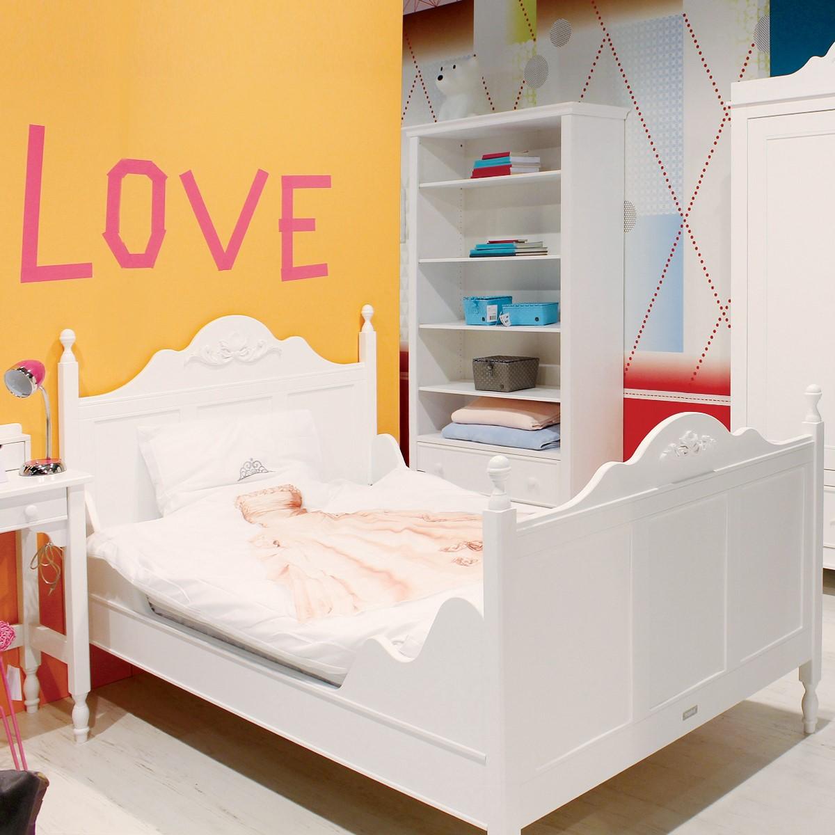 Full Size of Bopita Jugendbett Doppelbett Romantic 120x200 Bett Betten Weiß Mit Bettkasten Matratze Und Lattenrost Wohnzimmer Kinderbett 120x200