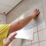 Bodenfliesen Streichen Wohnzimmer Bodenfliesen Streichen Kein Fliesen Mehr Youtube Küche Bad
