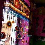 Gardine Häkeln Raum Mbelkunst Hkelanleitung Fr Eine Hippiegardine Gardinen Für Wohnzimmer Küche Die Scheibengardinen Fenster Schlafzimmer Wohnzimmer Gardine Häkeln