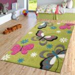 Schmetterling Teppich Grn Grau Fuchsia Creme Kinderzimmer Regal Weiß Regale Wohnzimmer Teppiche Sofa Kinderzimmer Kinderzimmer Teppiche