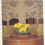 Gardine Häkeln Kleine Diana Sonderheft Hkeln Filethkeln Und Hkelspitzen Gardinen Küche Wohnzimmer Für Die Fenster Schlafzimmer Scheibengardinen Wohnzimmer Gardine Häkeln