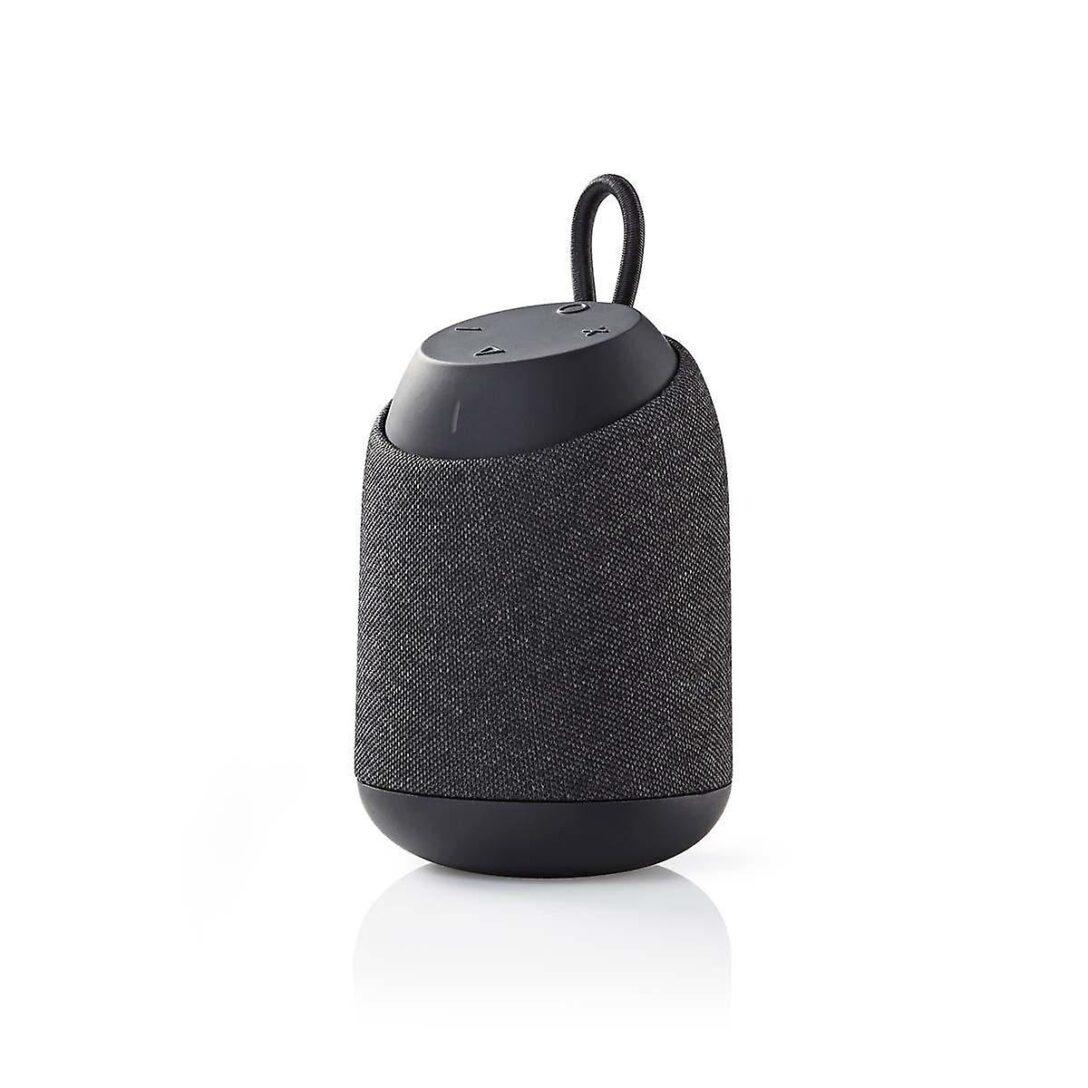Large Size of Bluetooth Lautsprecher Dusche Nedis 15w Wasserdicht Ipx7 Mit Hngegurt Bodengleiche Fliesen Für Antirutschmatte Begehbare Ohne Tür Thermostat Schiebetür Dusche Bluetooth Lautsprecher Dusche