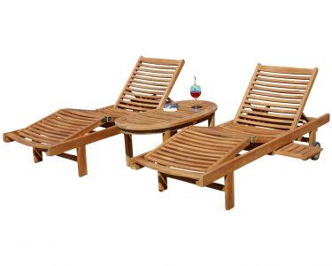 Liegestuhl Holz Wohnzimmer Liegestuhl Holz 2hochwertige Teak Sonnenliege Gartenliege Strandliege Esstisch Massivholz Ausziehbar Bett Küche Modern Betten Holzbank Garten Sichtschutz