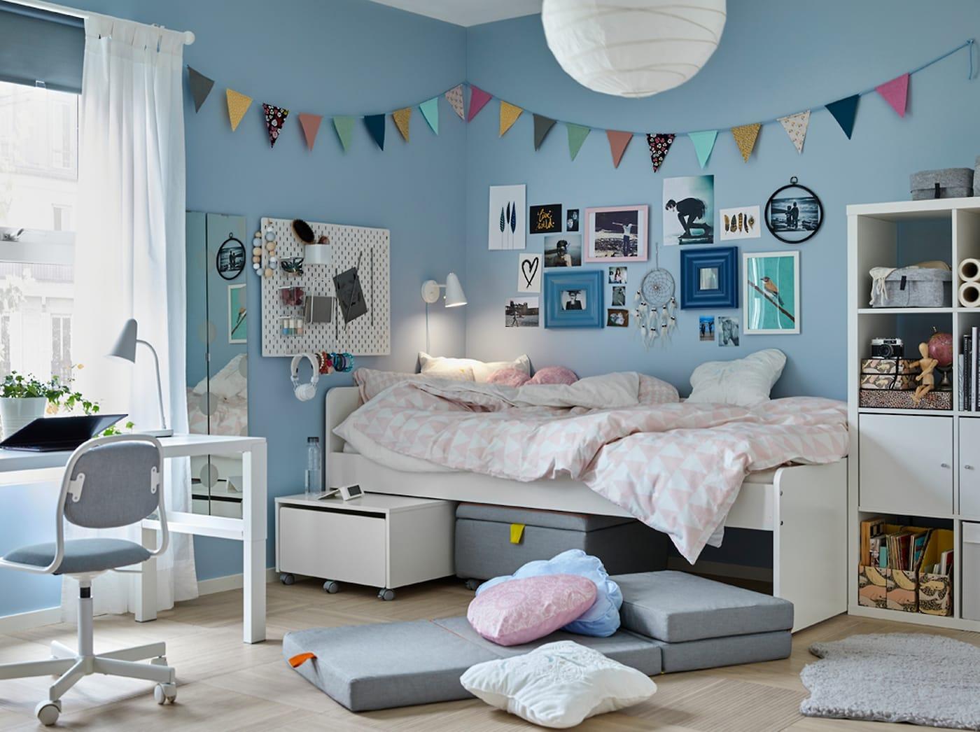 Full Size of Jugendzimmer Ikea Zum Schlafen Betten Bei Küche Kaufen Kosten Bett Sofa Mit Schlaffunktion Modulküche Miniküche 160x200 Wohnzimmer Jugendzimmer Ikea