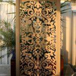 Paravent Outdoor Wohnzimmer Paravent Outdoor Balkon Amazon Garten Metall Bambus Glas Holz Polyrattan Ikea Fr 15 Ideen Einen Beweglichen Sichtschutz Küche Kaufen Edelstahl