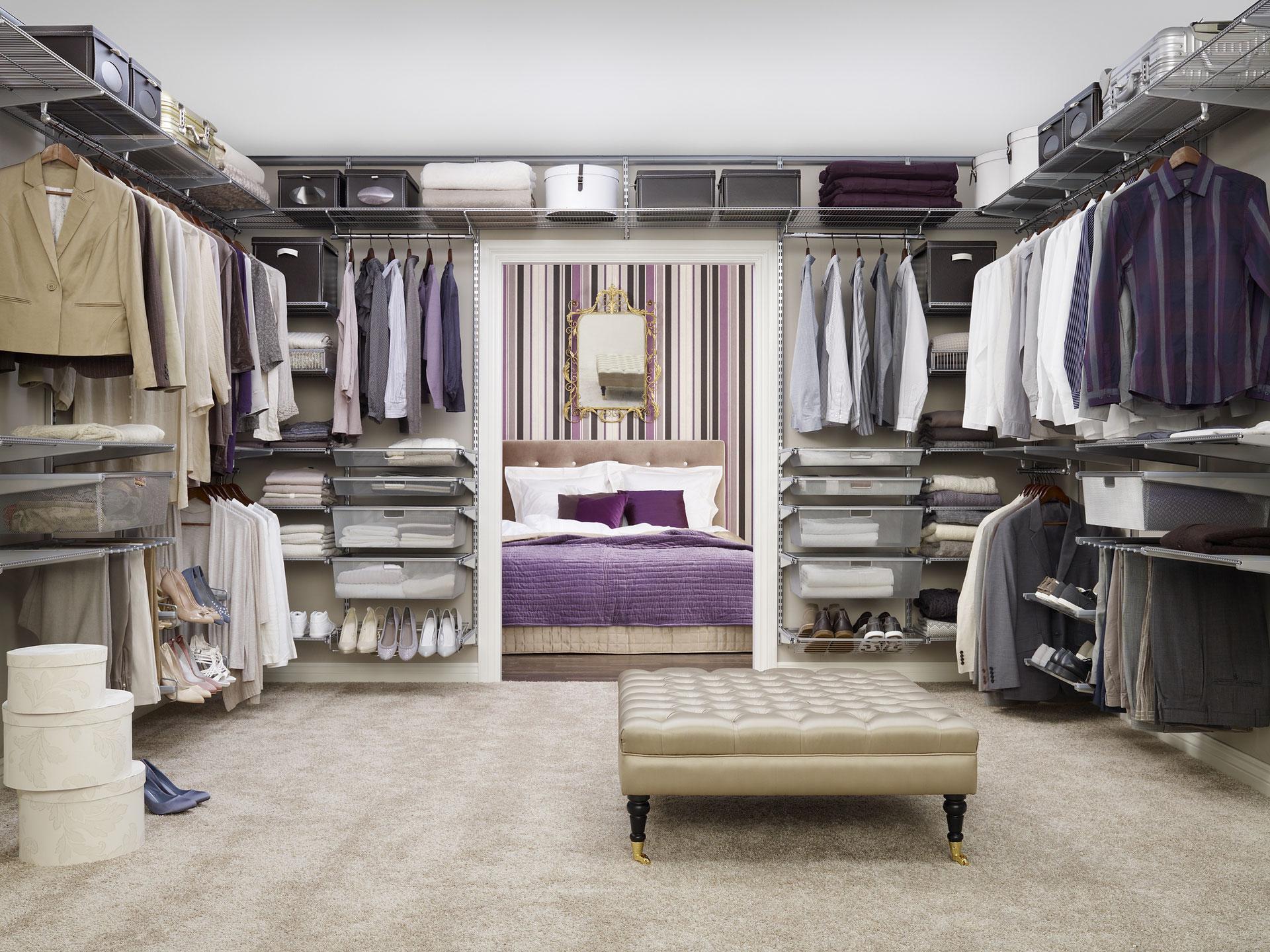 Kleiderschrank Regal System Regalsystem Ikea Begehbarer Regale ...