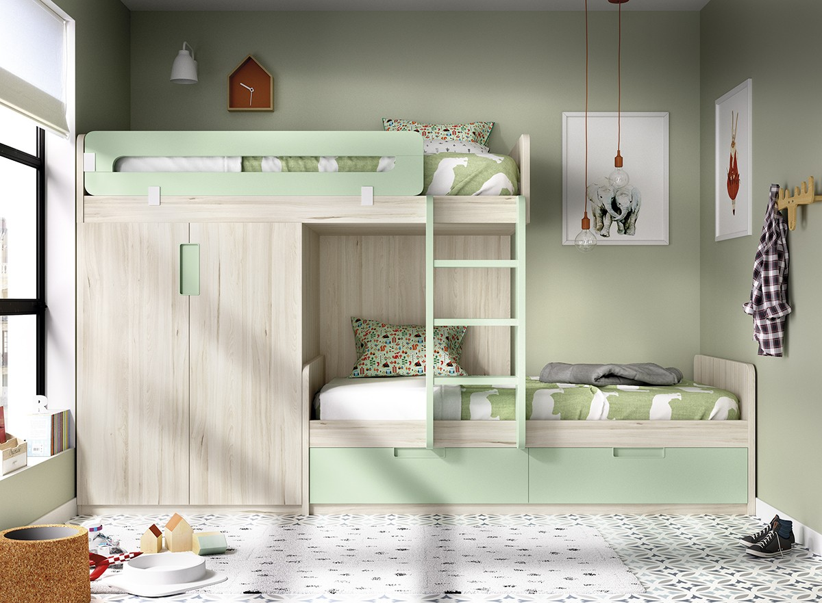Full Size of Kinderzimmer Hochbett Jump 318 Und Jugendzimmer Sets Kinder Regale Regal Weiß Sofa Kinderzimmer Kinderzimmer Hochbett