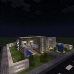 Minecraft Küche Moderne Auergewhnliche Villa Mit Pool Inklusive Einrichtung Landhausküche Einrichten Landküche Tapete Modern Einbauküche Elektrogeräten Wohnzimmer Minecraft Küche