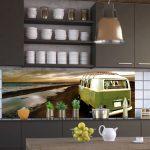 Spritzschutz Küche Wohnzimmer Küche Günstig Kaufen Rückwand Glas Schubladeneinsatz U Form Abfallbehälter Deckenlampe Schwarze Sideboard Mit Arbeitsplatte Schneidemaschine