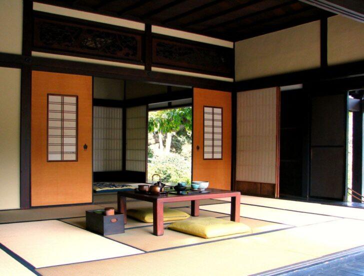Medium Size of 20 Beliebte Traditionelle Wohnzimmer Mit Japanischen Stilen Fr Poster Rollo Hängeschrank Weiß Hochglanz Board Stehlampen Hängeleuchte Stehlampe Dekoration Wohnzimmer Schöne Wohnzimmer