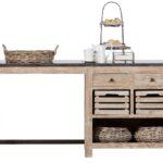 Kücheninsel Kcheninsel Mit Stauraum Pinie Massiv Dewall Design Wohnzimmer Kücheninsel