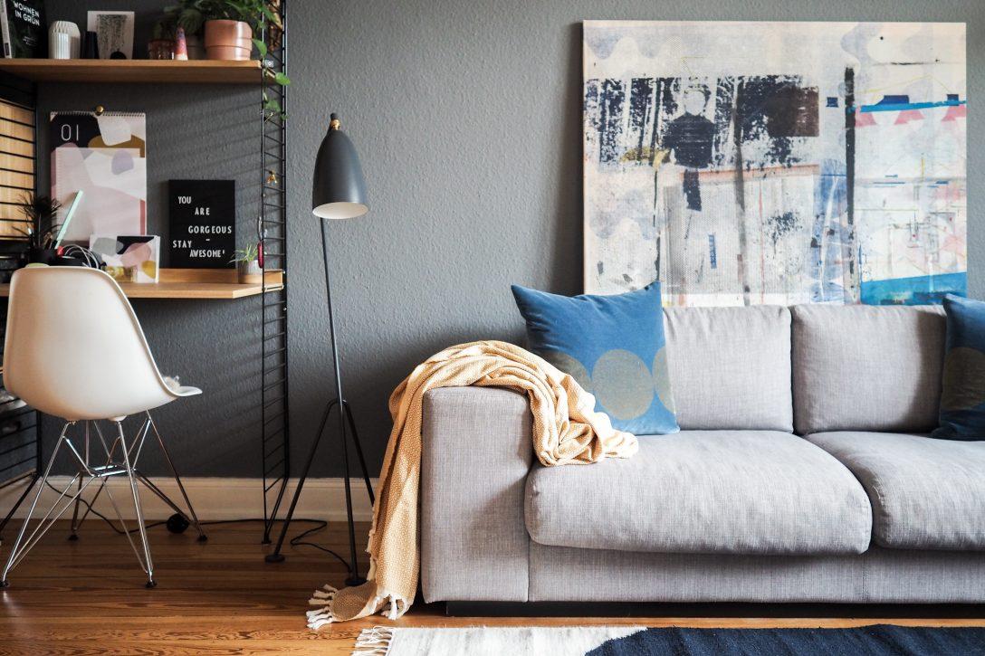 Large Size of Wohnzimmer Einrichten Modern Paulsvera Room For Passion Mein Auf Dem Ikea Blog Schrank Hängeschrank Weiß Hochglanz Vinylboden Led Deckenleuchte Sofa Kleines Wohnzimmer Wohnzimmer Einrichten Modern